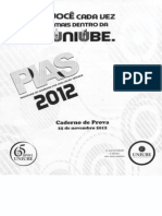PIAS - 1ª Etapa (2012)