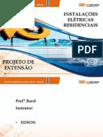 2011-2 - Projeto de Extensão - Instalações Elétricas