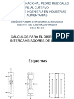 DP 8-Calculos Diseño de Intercambiadores