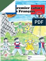 Mon Premier Cahier de Français Équatorien 3