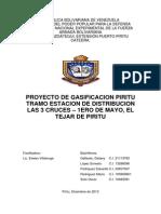 Proyecto de Gasificacion Puerto Piritu