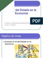 El Rol Del Estado en La Economia