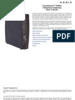 TG862G-NA User Guide Standard1-2