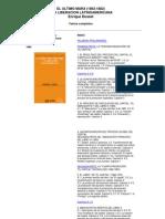 127186124 25325777 Enrique Dussel El Ultimo Marx 1863 1882 y La Liberacion Latinoamericana PDF