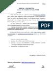 Edital Professores 01-2014