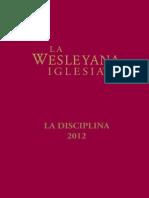 Manual Disciplina Wesleyana 2012