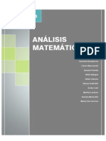 Analisis Matematico I - Modulo Unico 2014