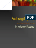 3.Swallowing (Deglution)