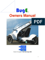 BugE Owners Manual 3