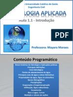 Aula 01 - Generalidades