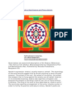 Sri Chakra-Significance and Pooja Details