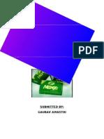 Last Assignment Gaurav Awasthi