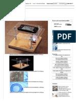 $ 10 Smartphone a la conversión microscopio digital!