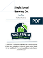 singlespeed brewing portfolio