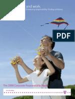 Telekom CR Report 2008