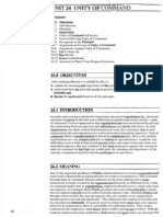 Public Administration Unit-24 Unity of Command