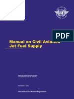 Manual on Civil Aviation Jet Fuel Supply ICAO