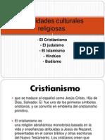 Identidades culturales religiosas