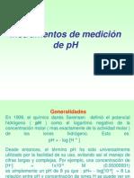 Instrumentos de Medición de PH