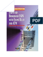 Isdn and Broadband Isdn With Frame Relay and Atm - Vietnamese translated book
