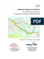 RTM SkyTrain MaxCap Final Report