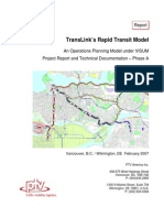 RTM Phase a Final Report