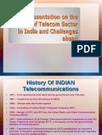 History of INDIAN Telecommunications