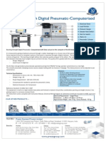 Bursting Strength Digital Pneumatic Computerised