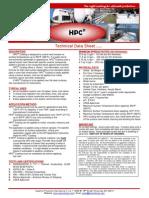 Hpc Techsheet