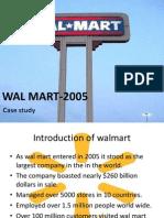 Wal Mart 2005