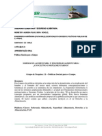 Almeida, Niemeyer. Scholz, Vera. Soberanía Alimentaria y Seguridad Alimentaria. Conceptos Complementarios.