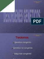 Desordenes Geneticos U-2