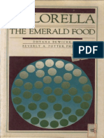 Chlorella the Emerald Food