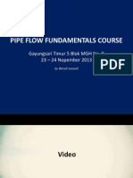 Pipe Flow Fundamentals Rev 0