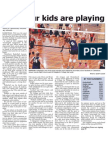 What our kids are playing (The Star, March 19, 2014)