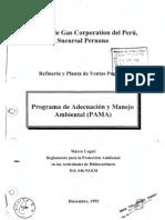 PAMA Refineria y Planta de Ventas