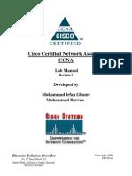 CCNA Lab Manual
