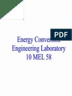 Energy Lab Manual