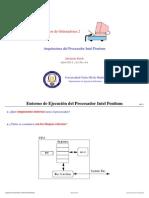 Arquitectura Del Pentium