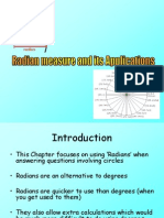 6) C2 Radian Measure and Its Applications