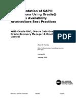 Sap Oracle10gr2 Maa Dell