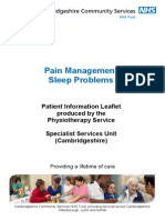 AS_PD_LFT_0279 - Pain Management - Sleep Problems - A4