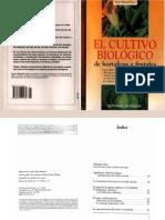 Cultivo Biologico Hortalizas y Frutales