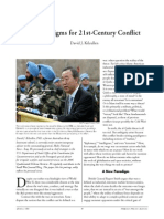 New Paradigms for 21st Century Conflict