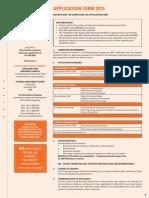 UJ Application Form 2015 WEB