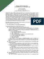 Strategy on T, I, F Operators. A Kernel Infrastructure in Neutrosophic Logic
