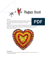The Why and What of Veganism