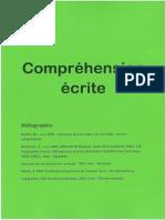 Cour Francais Comprehension