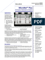 Woodward MicroNet™ Plus_Product Specification
