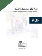 Build a Tv Trail